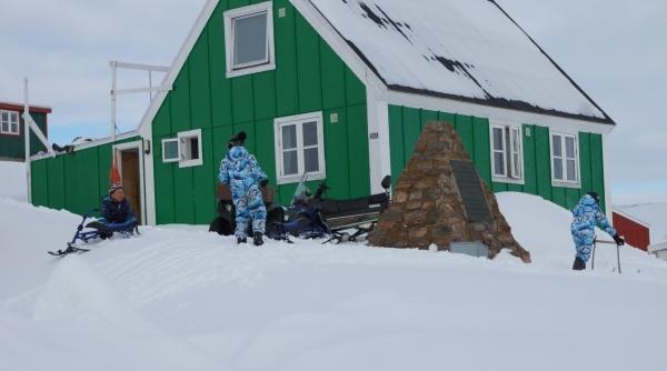 qimmeq,scoresby-sund,chasseurs,groenlandais