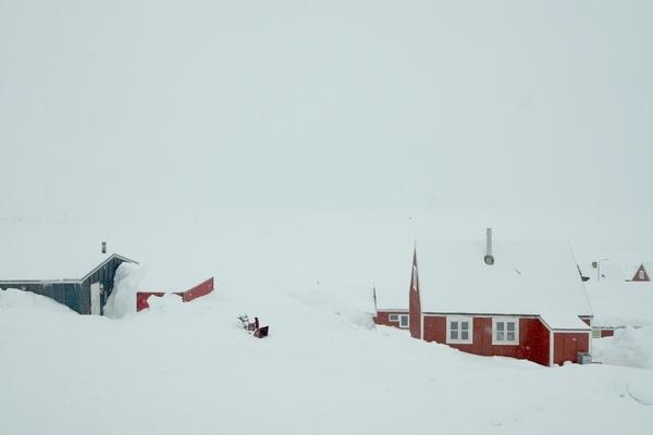 scoresby-sund,soleil-de-minuit,arctique,ittoqqortoorrmiit