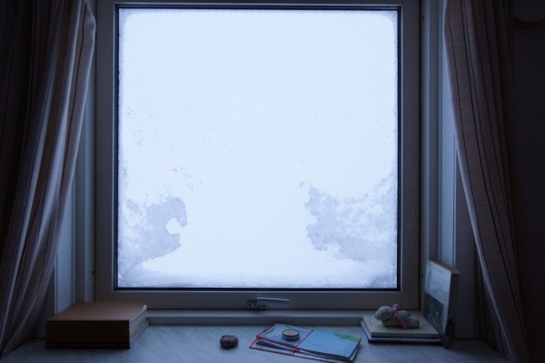 tempête, Scoresby, Ittoqqortoormiit