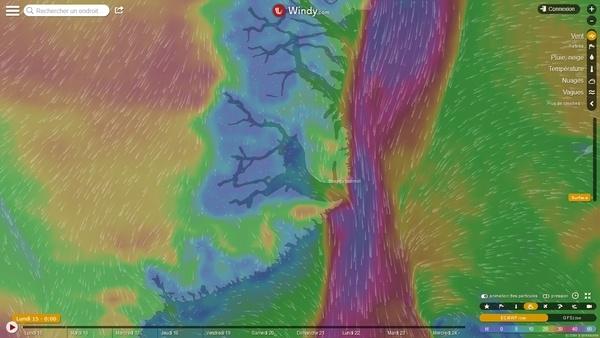 tempête-arctique,scoresby-sund,ittoqqortoormiit,nuit-polaire