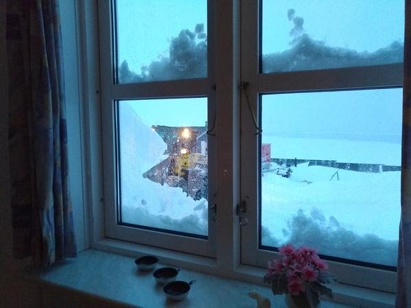 tempête-arctique,ittoqqortoormiit,scoresby-sund